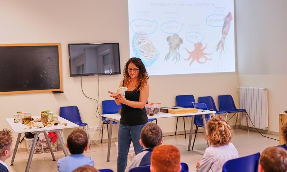 Laboratori di educazione ambientale organizzati da Cooperativa Climax