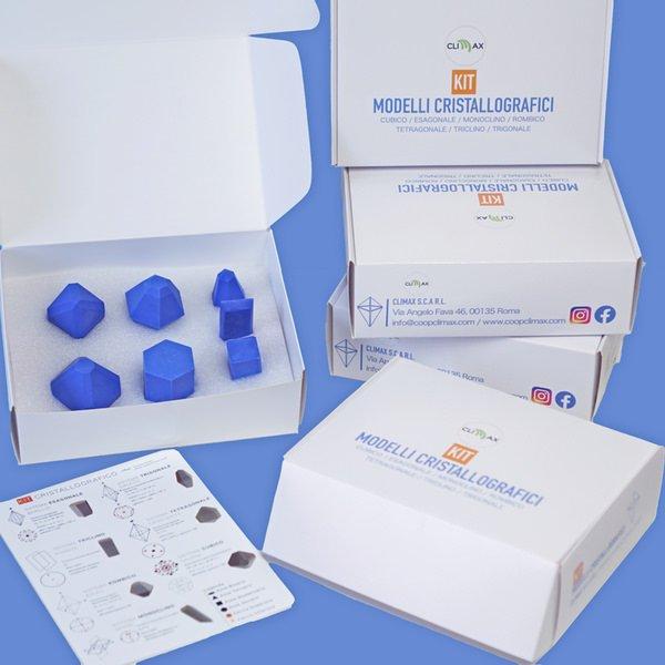kit cristalli di Cooperativa Climax