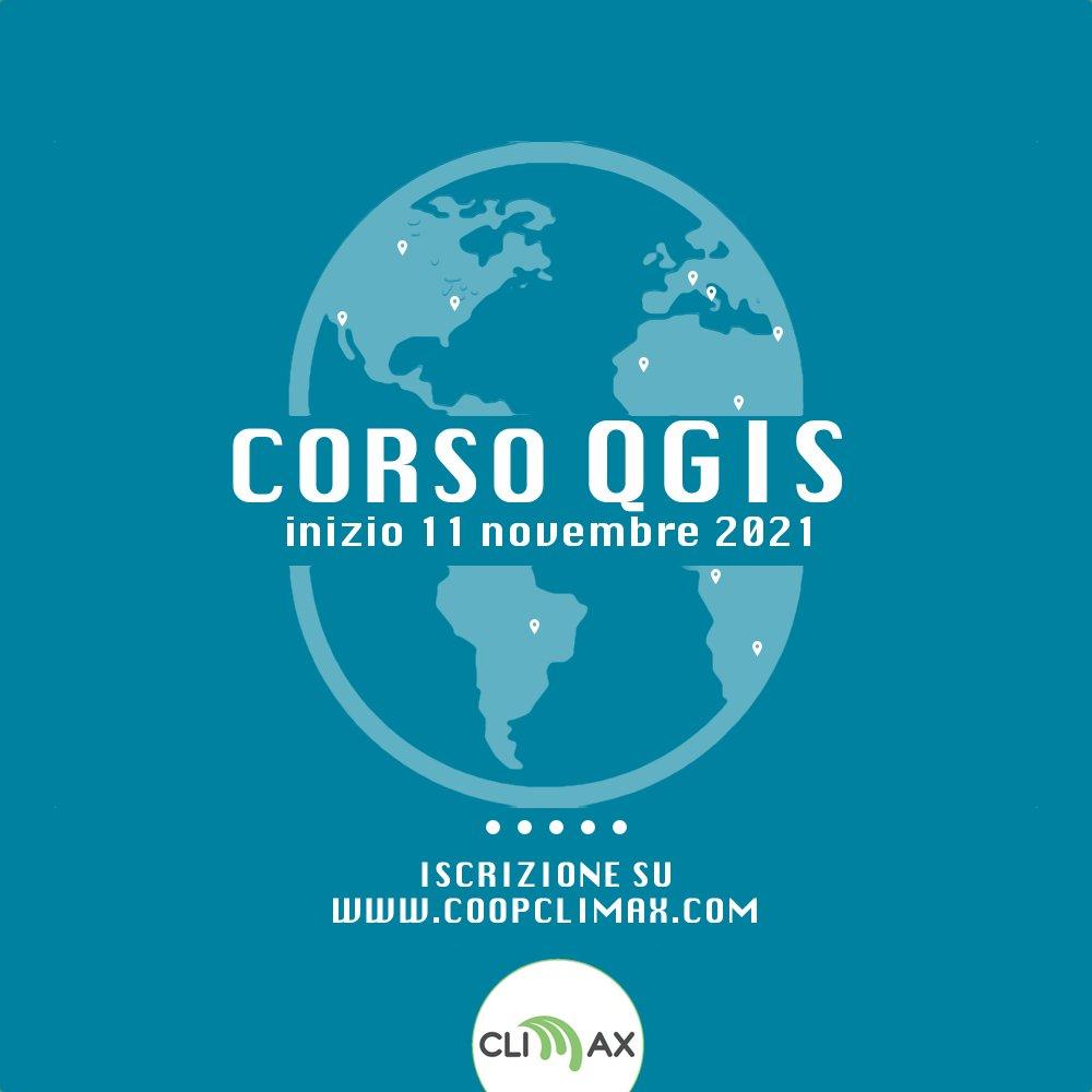 CORSO qGIS ed. novembre 2021
